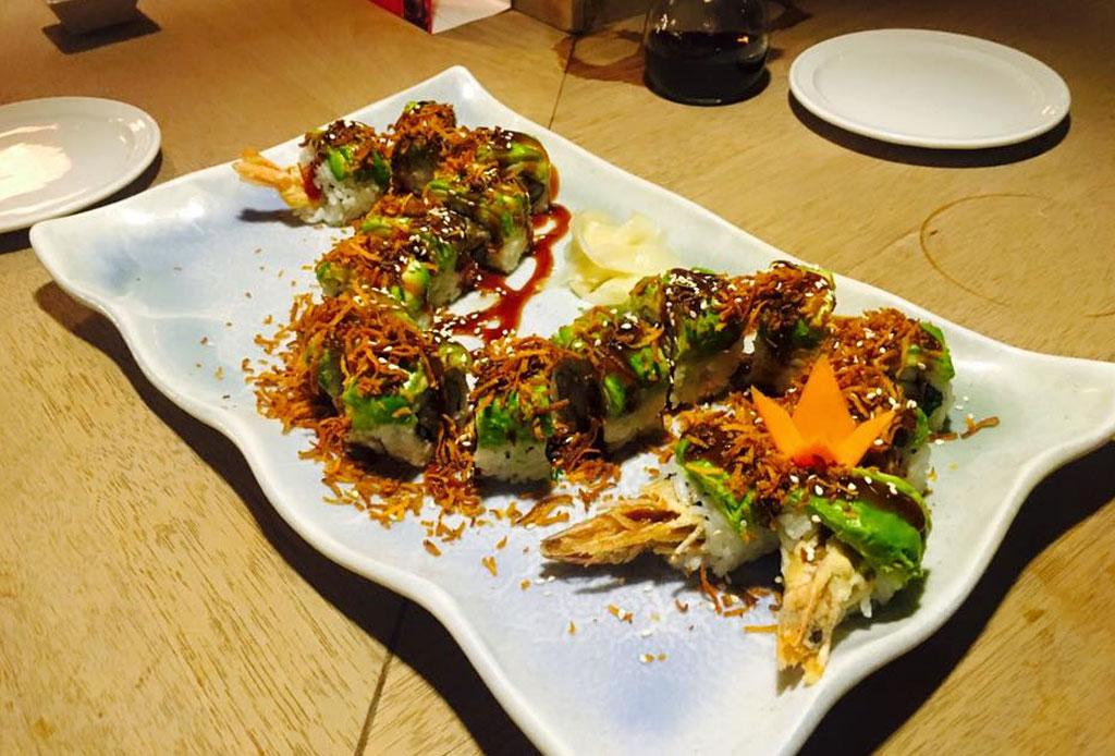 ¿Dónde comer los mejores sushis de la CDMX? - mog