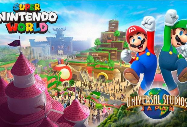 ¡Así será el parque temático de Nintendo! - nintendo-1024x694