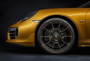 El Nuevo Porsche 911 Turbo S es el sinónimo de potencia