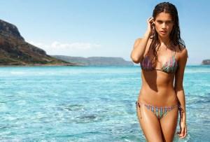 Una modelo de Victoria Secret nos da sus tips para un día de playa