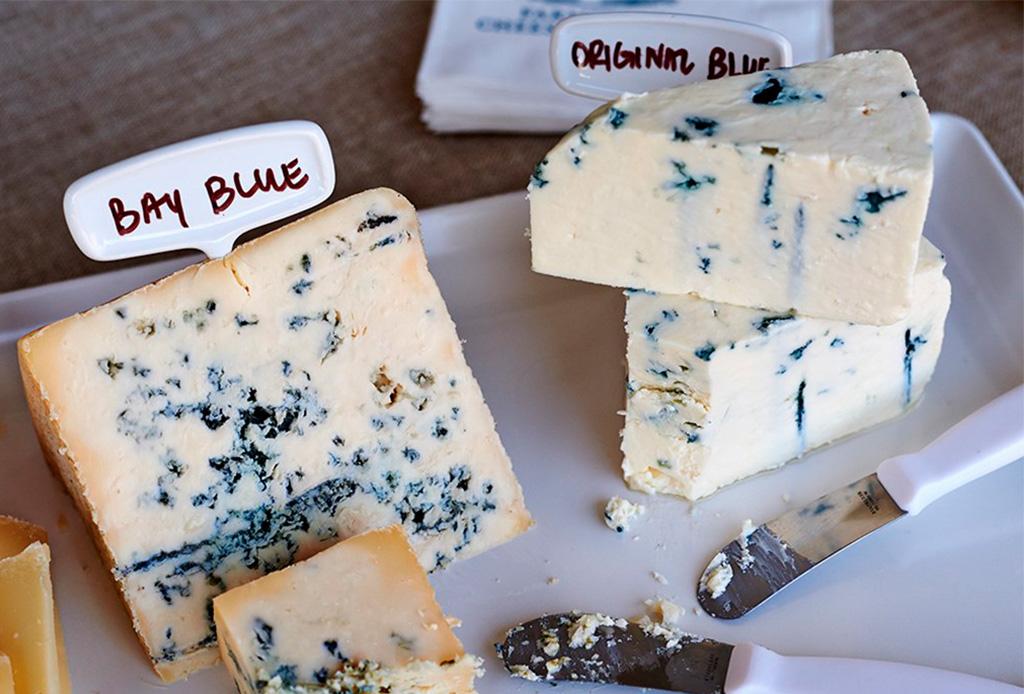 Este recorrido en California es el sueño de todo amante del queso