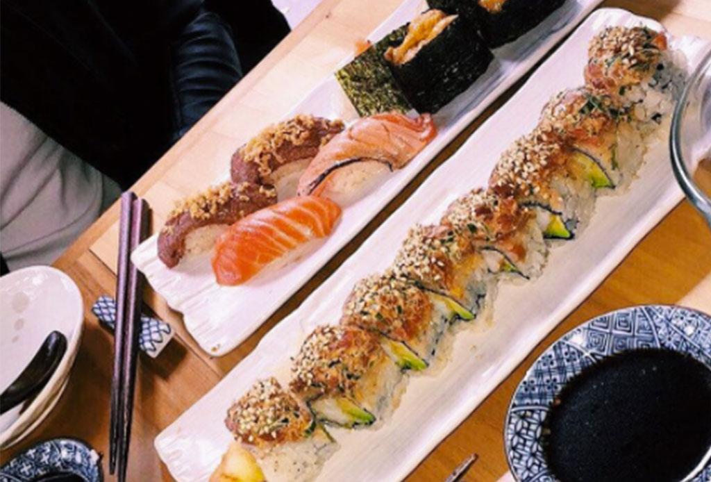 ¿Dónde comer los mejores sushis de la CDMX? - rokai