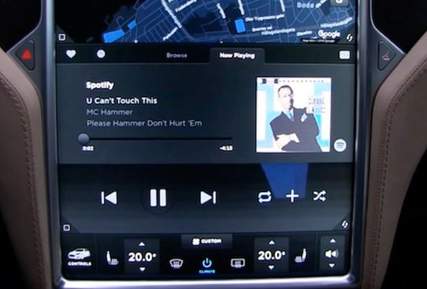 ¡Tesla podría tener su propio servicio de streaming musical! - streaming-1024x694