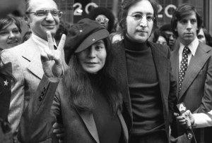 Yoko Ono recibió el crédito por la famosa canción «Imagine»