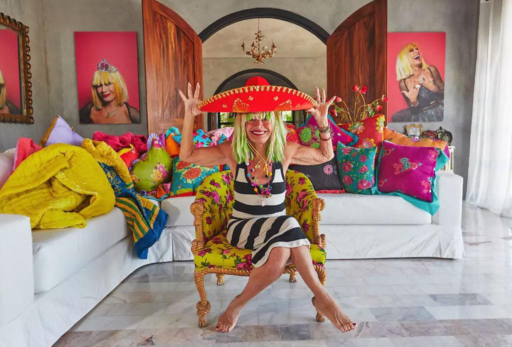 Descubre la increíble Villa de Betsey Johnson ¡en Zihuatanejo!