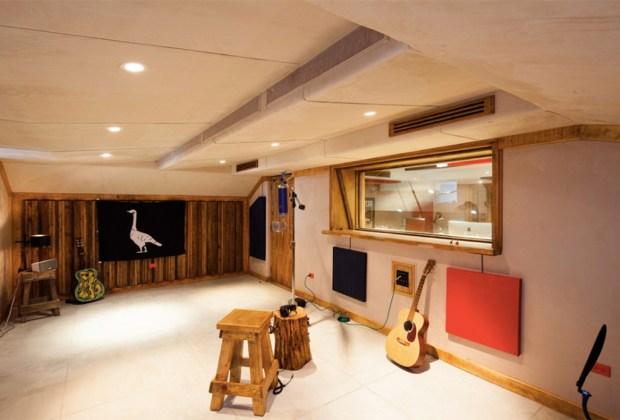 Hoteles del mundo que tienen estudios de grabación - el-ganzo-1024x694