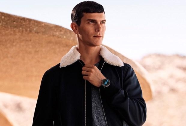 ¡El smartwatch más caro del mundo es creación de Louis Vuitton! - modelo-1024x694