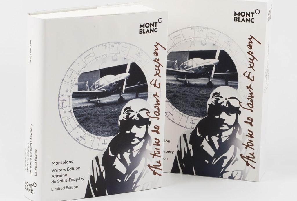 Montblanc rinde homenaje a Antoine Saint-Exupéry - montblanc-4