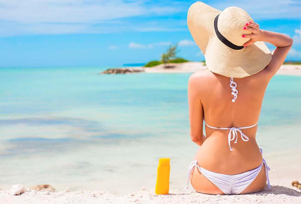 Protege tu piel del sol al usar estas cremas hidratantes con SPF