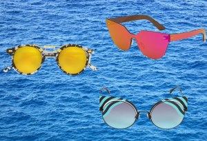 Estas son las tendencias de lentes de Sol para este verano
