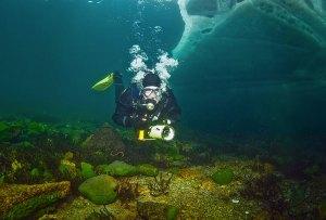 ¿Qué pasa cuando pierdes un arete de $100k mientras esquías en el mar?