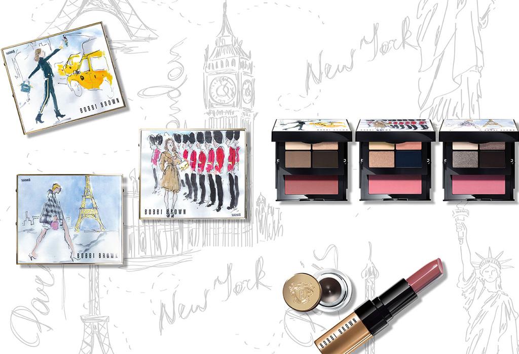 Estas son las colecciones de belleza que se inspiraron en Londres - bobbibrown