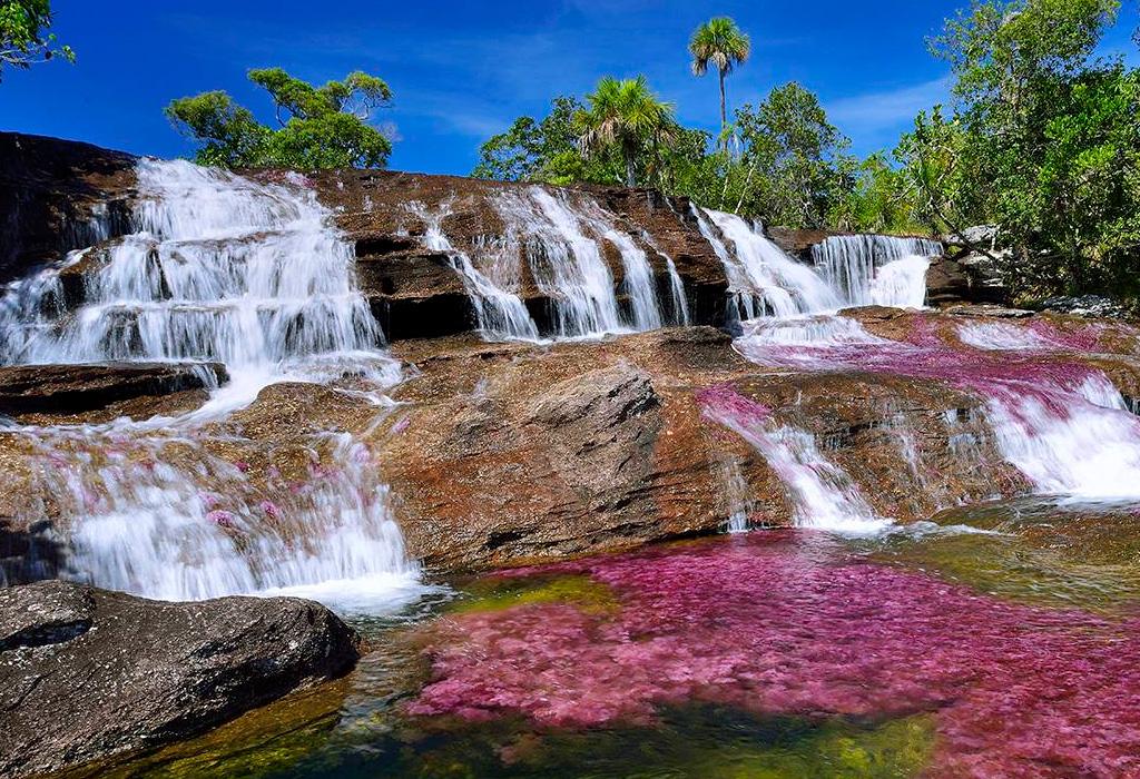 Destinos donde encontrarás lugares con agua rosa - cancc83o-colombia