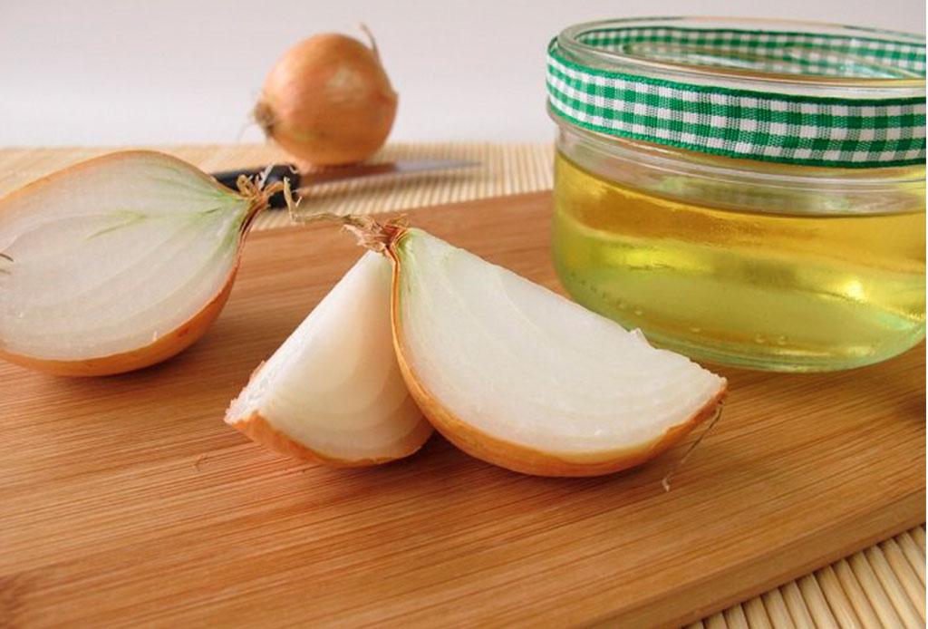 ¡Olvídate de las canas con estos remedios naturales! - cebolla