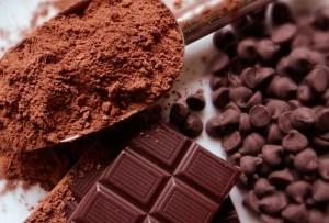 ¿Por qué sustituir el chocolate por cacao puro?