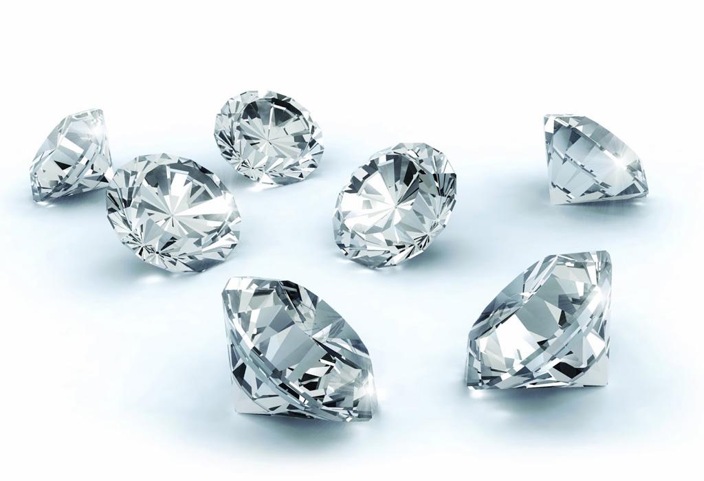 La fácil manera de reconocer un diamante de buena calidad