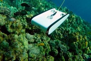 Ahora un dron submarino intentará conquistar el fondo del mar