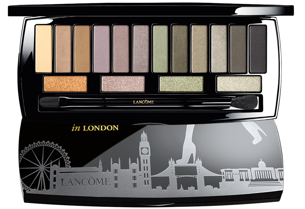 Estas son las colecciones de belleza que se inspiraron en Londres - lancome