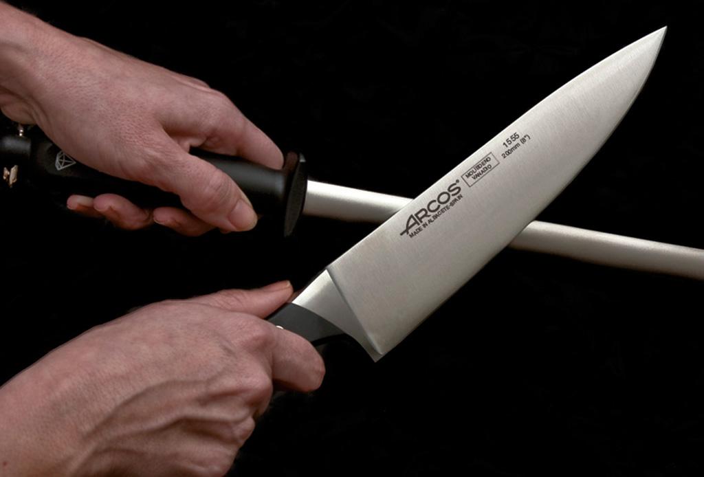 Con este hack podrás afilar todos tus cuchillos en casa