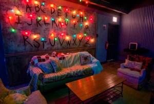 ¡Descubre el pop-up bar inspirado en Stranger Things!