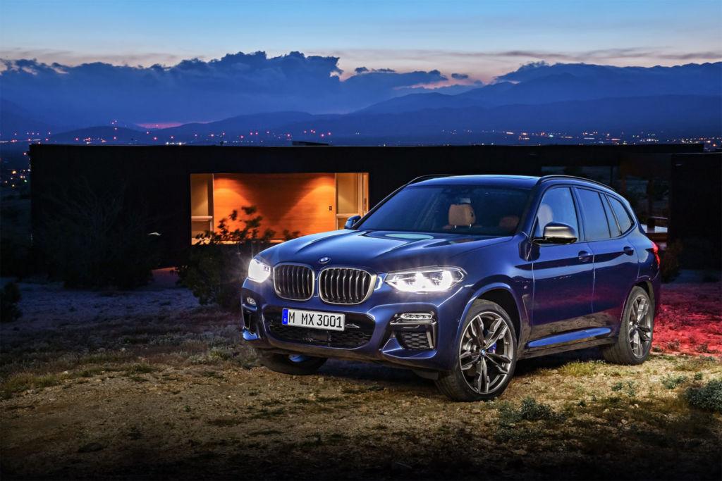¡La nueva X3 de BMW es lo que buscas en una camioneta!