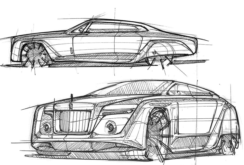 ¿Cómo se vería un Rolls Royce en el 2050? - rolls-royce-2050-1