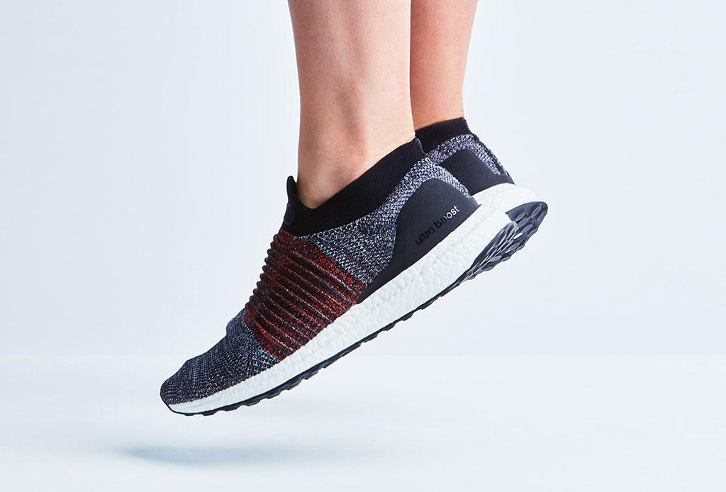 Primeros Correr Sus ¡sin Tenis Para Adidas Agujetas Lanza EzAqwAa