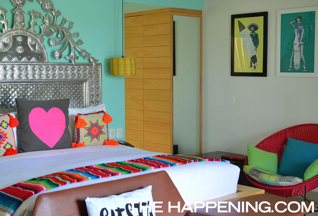 La fascinante decoración del Hotel W Punta de Mita inspirada en el arte huichol - the-happening