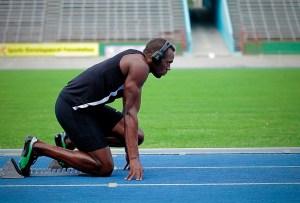 Tenemos las canciones que inspiraban a Usain Bolt antes de cada carrera