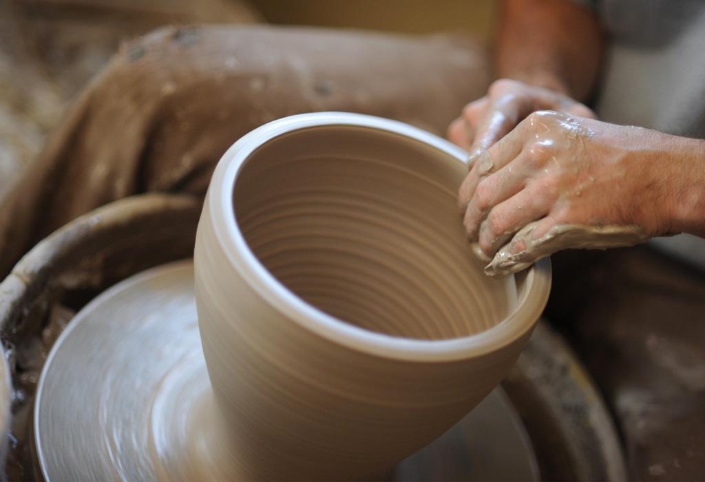 Hacer cer mica podr a ayudarte a combatir la depresi n - Cocinar en sartenes de ceramica ...