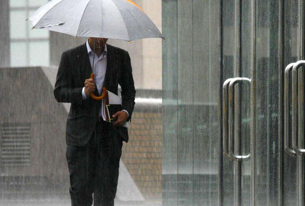 Mojarte en la lluvia ¿podría afectar tu salud? - lluvia-1