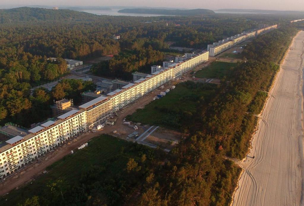 La villa militar de Hitler que se convertirá en departamentos de lujo