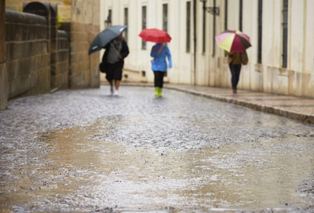 Mojarte en la lluvia ¿podría afectar tu salud? - rain