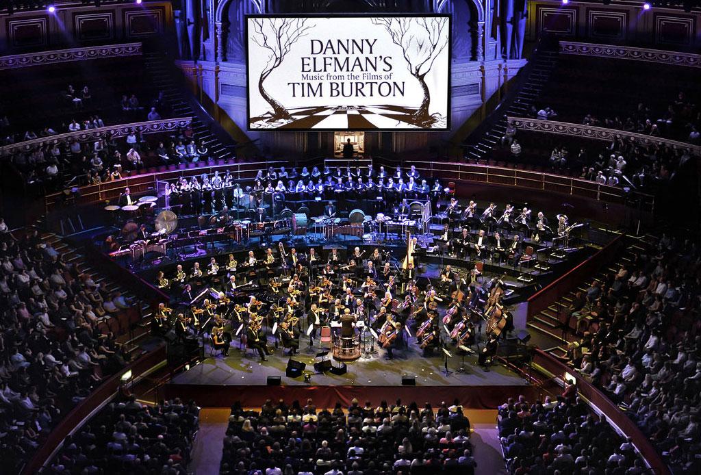 ¡Llega a CDMX el concierto sinfónico de Tim Burton!