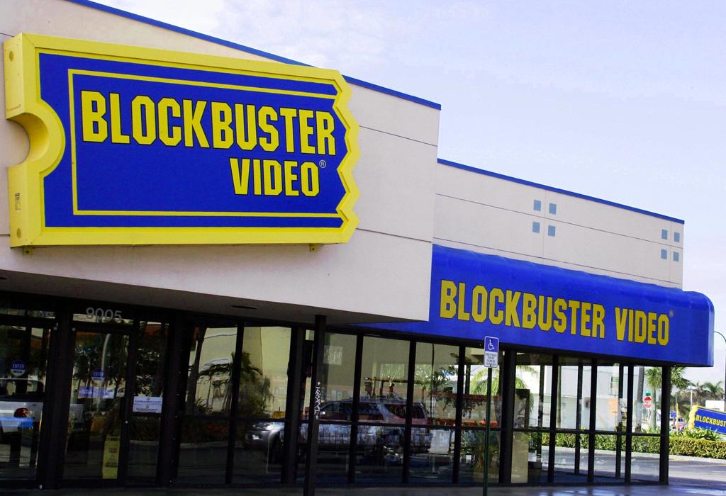 Resultado de imagen para Blockbuster