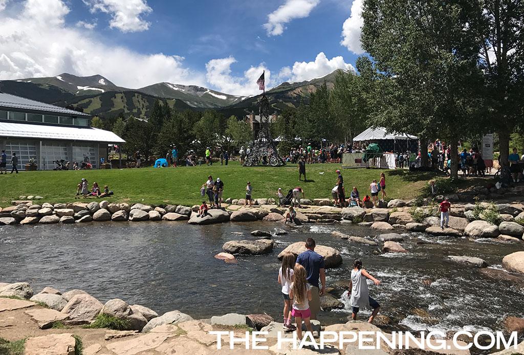 ¡Breckenridge es EL lugar para los amantes de las actividades al aire libre! - breckenridge-colorado-viaje