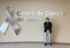 El bra que te ayudará a detectar cáncer de mama está hecho por un mexicano