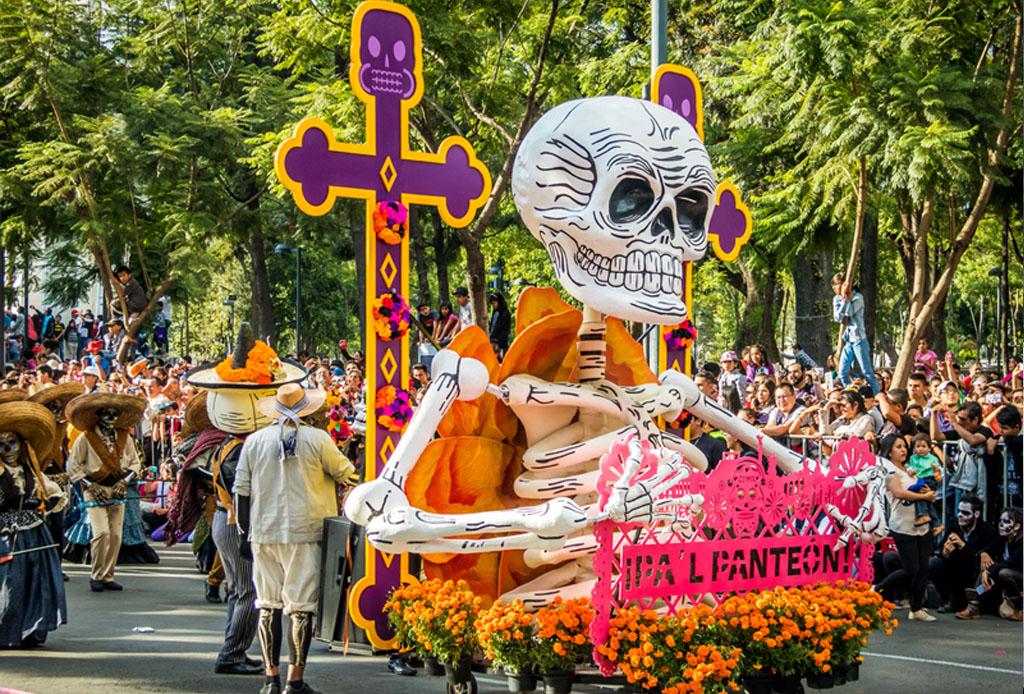 Brunches para ver el desfile de Día de Muertos