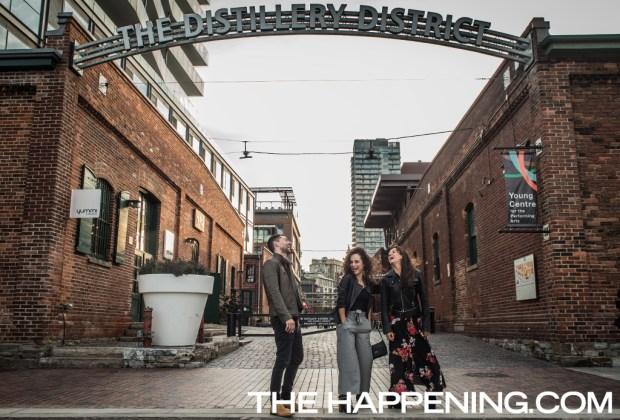 Estos son los 5 lugares favoritos de Luis Gerardo Méndez en Toronto - distillery-district-1024x694