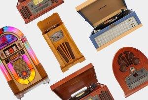 Gadgets perfectos para melómanos nostálgicos