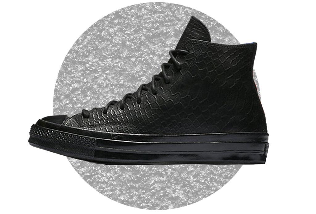"""Los sneakers para ELLOS en versión """"All Black"""" - negro-3"""