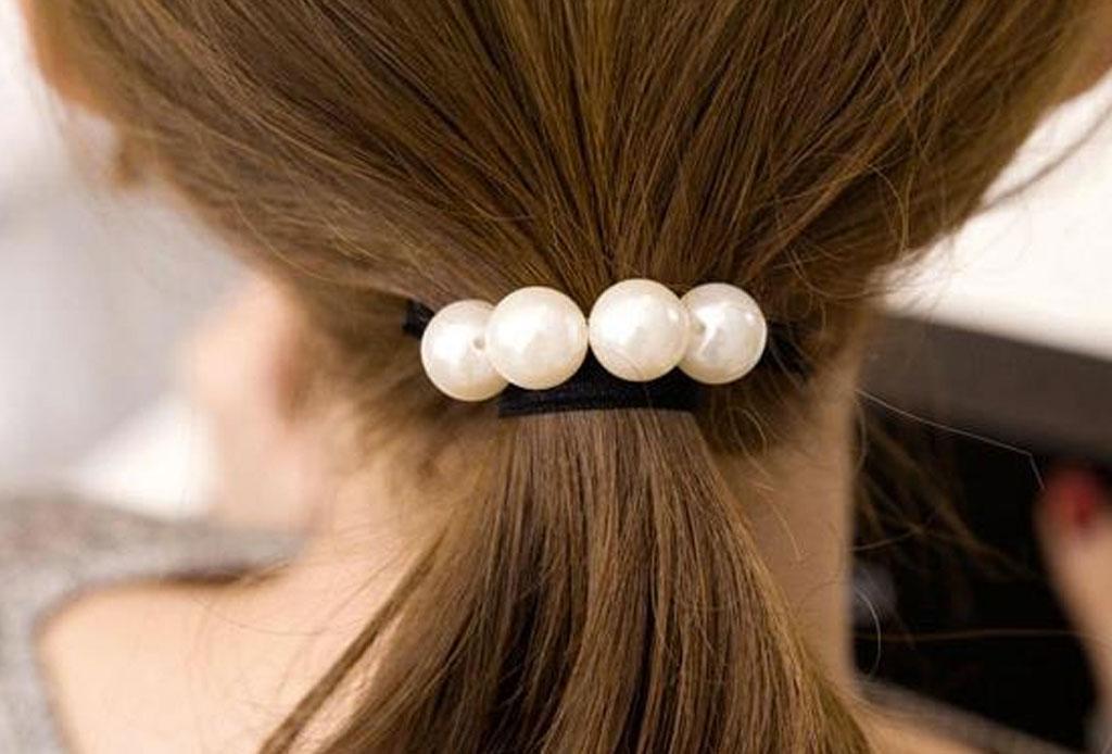 Transforma un peinado sencillo ¡con perlas! - perlas-3