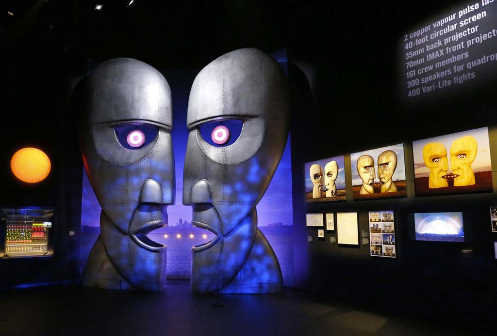 Los últimos días de la imperdible exhibición de Pink Floyd - pink-floyd-2