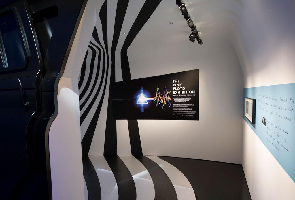 Los últimos días de la imperdible exhibición de Pink Floyd - pink-floyd