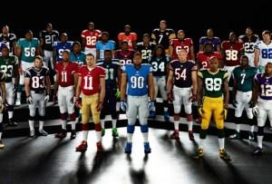Estos son los jerseys más vendidos de la NFL