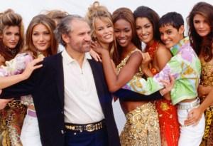 Farfetch venderá 500 prendas Versace Vintage