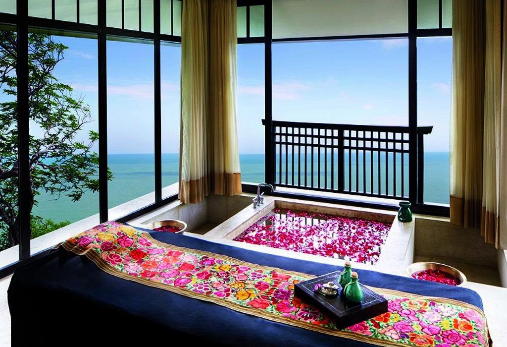 Disfruta todas las técnicas asiáticas de relajación en este spa