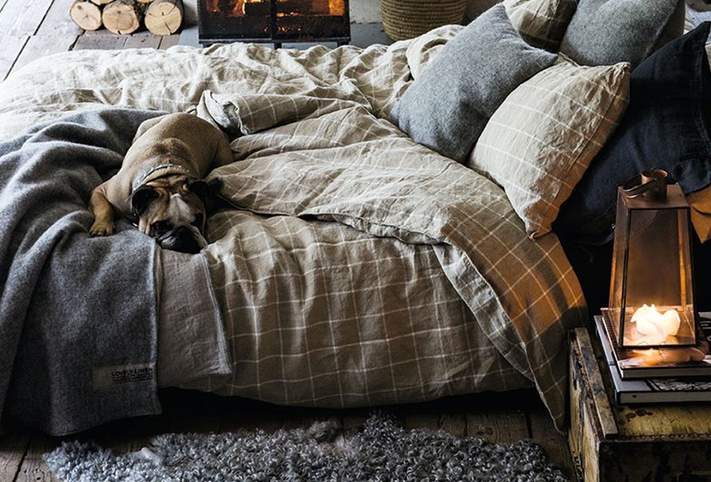 Cómo transformar tu habitación en un espacio cozy para invierno