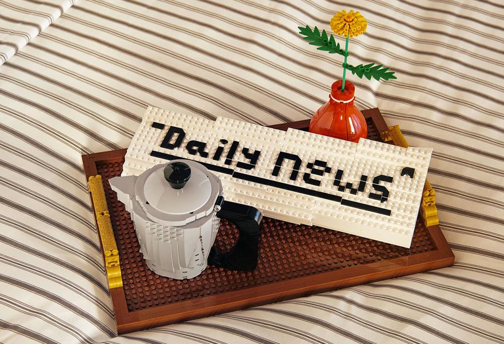 ¡Será posible pasar la noche en LEGO House con Airbnb! - desayunolegooo