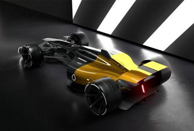 Así es como ve Renault un auto de Fórmula 1 en el 2027 - formula-1-1024x694